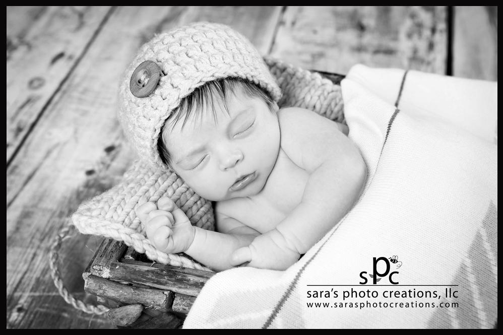 Baby crosby norman ok newborn photographer